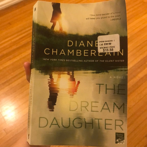The Dream Daughter novel by Diane Chamberlain